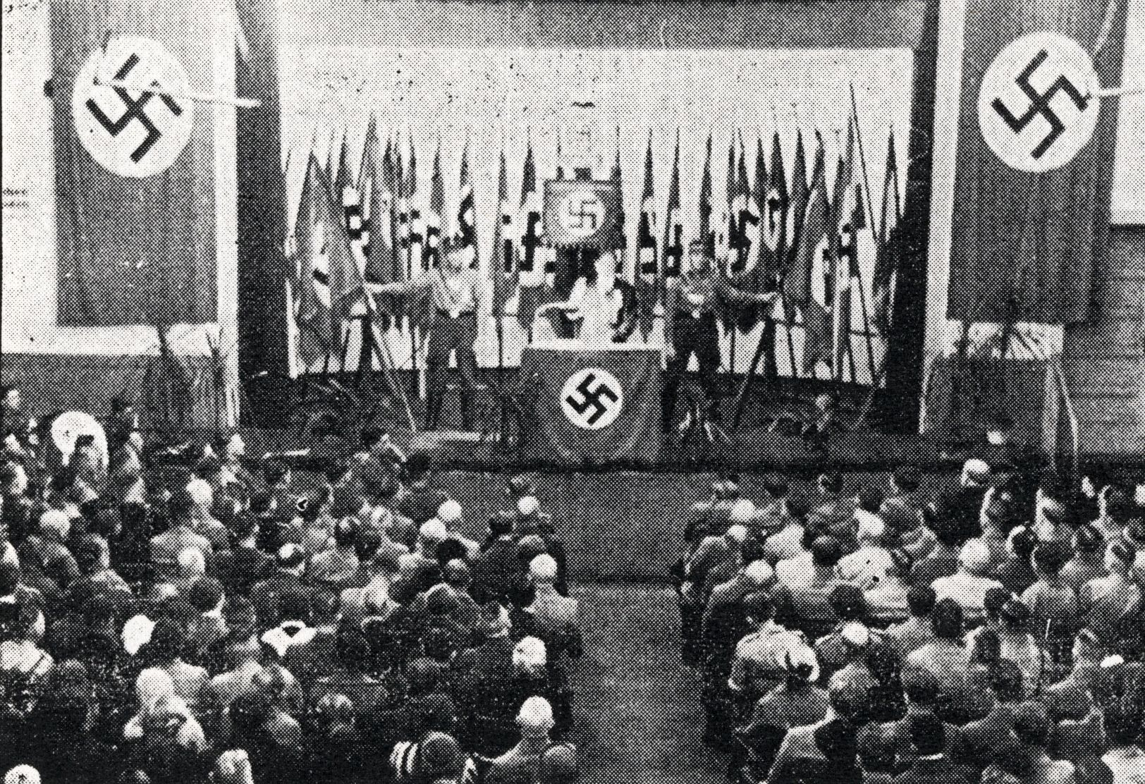 reasons behind the success of nazi party in germany Nazi leaders adolf hitler adolf hitler, the leader of nazi germany impressed with goebbels' success in building the party in berlin.
